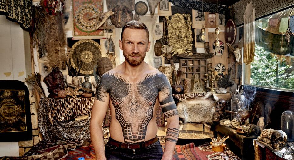 Przemek Kossakowski Wtajemniczenie 2 Tatuaże Kiedy Gdzie Ile