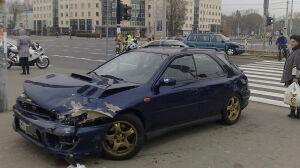 Wypadek na Górczewskiej