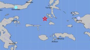 6.4 stopnia w skali Richtera. W Indonezji zatrzęsła się ziemia