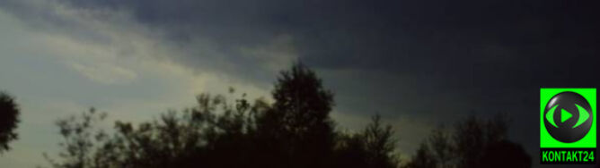 Początek tygodnia pod znakiem burz i deszczu