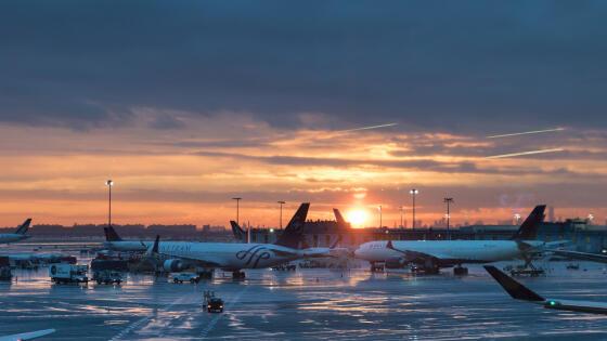 Koronawirus. Zakaz lotów do USA dotknie transport i amerykańskie linie lotnicze | Ze świata