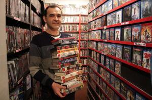 Pamiętacie wypożyczalnie kaset video? Niektóre jeszcze działają