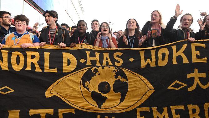 """Rozczarowanie madryckim szczytem klimatycznym. """"Nie możemy się poddawać"""""""
