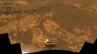 Poleciał na 3 miesiące, bada Marsa już 9 lat