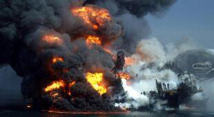 Katastrofa platformy wiertniczej miała miejsce w 2010 roku w Zatoce Meksykańskiej. Do oceanu wpłynęło 666 tys. ton ropy naftowej